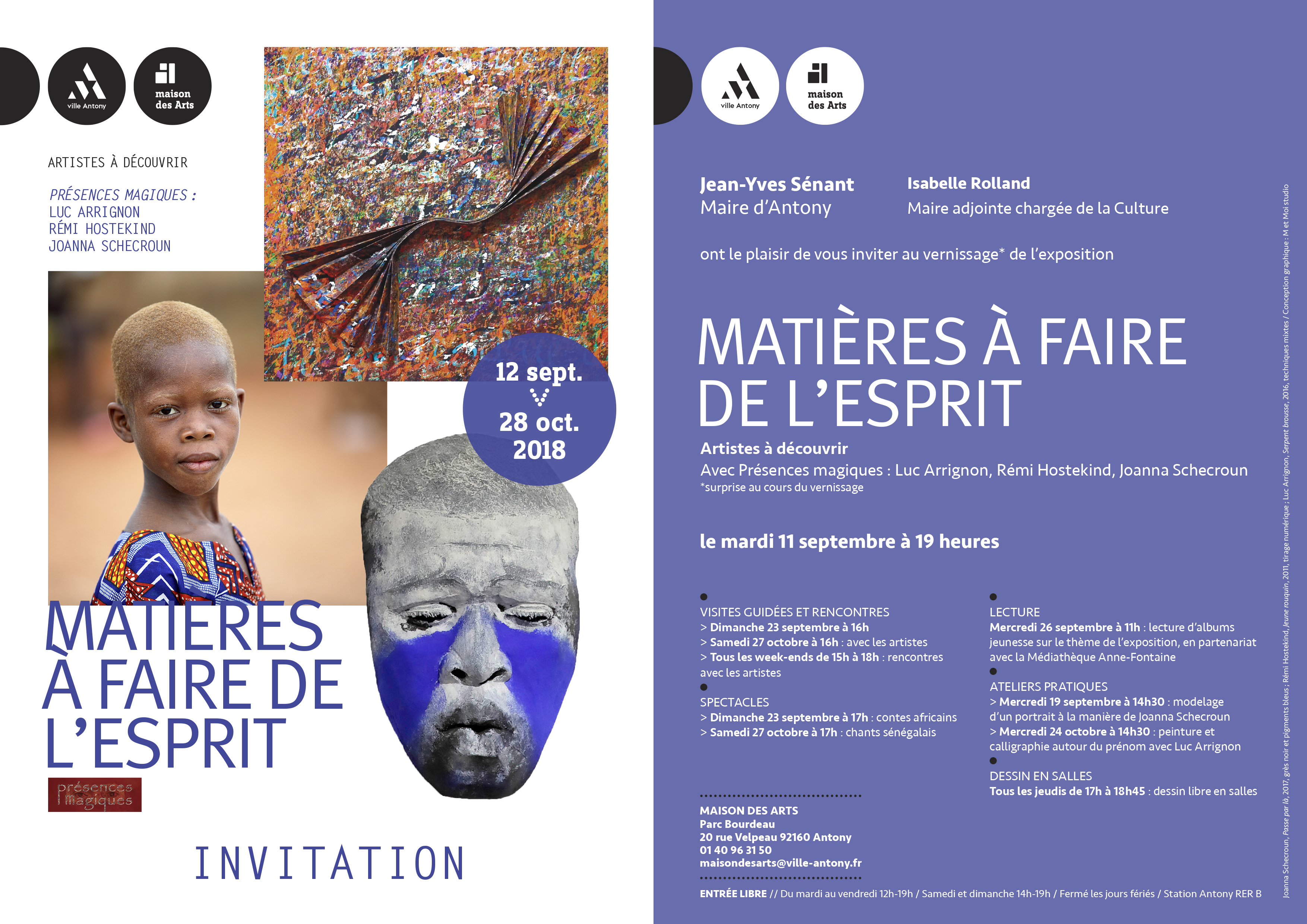 Invitation_Matieres